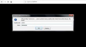 BASIC AUTH – prosta autoryzacja HTTP