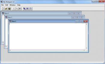 My NOTEPAD 1.2